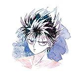 幽☆遊☆白書 飛影 Ani-Art Tシャツ vol.2 レディース Lサイズ