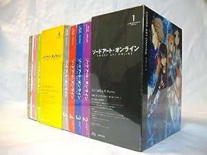 ソードアート・オンライン (完全生産限定版) 全9巻セット [マーケットプレイス Blu-rayセット]