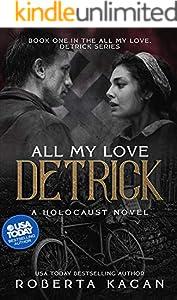 All My Love Detrick 1巻 表紙画像
