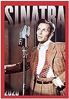 カレンダー 2020 [12 pages 20x30cm] FRANK SINATRA Singer Vintage レトロ音楽 ポスターs 写真s 雑誌の表紙s