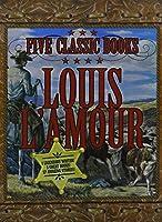 Louis L'Amour Box Set: Five Western Classics Mass Merch Only