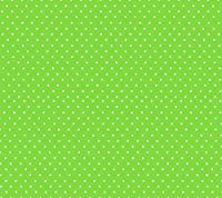 SheetWorld Extra Deep Fitted Portable / Mini Crib Sheet - Primary Pindots Green Woven - Made In USA by sheetworld