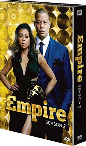 Empire/エンパイア 成功の代償 シーズン2 DVDコレクターズBOX1