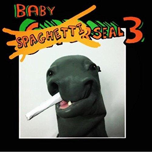 Spaghetti Seal (DJ Qbert) - Baby Super Seal 3 (Pale Orange) バトルブレイクス