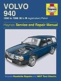 ヘインズ刊「ボルボ 940 (1990-98) ガソリンエンジン]サービスマニュアル