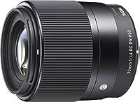 SIGMA 30mm F1.4 DC DN | Contemporary C016 | Sony Eマウント | APS-C/Super35 ミラーレス専用