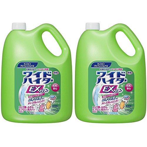 【セット品】【業務用 衣料用酸素系漂白剤】ワイドハイターEX...