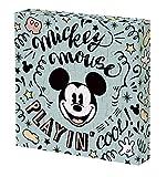 56ピース ジグソーパズル ディズニー ミッキーマウス 【キャンバスパズル】