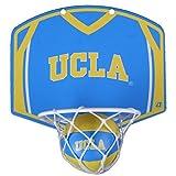 UCLA Bruinsミニバスケットボールとフープセット