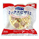 【冷凍】 業務用 マルハニチロ ミックス ピザ 5枚入り (1.1kg) 冷凍 ピッツァ