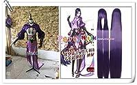 コスプレ衣装 Fate/Grand Order 源頼光 +靴カバー+ウイッグ