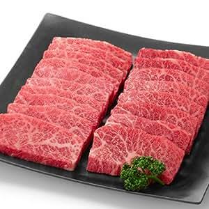 神内和牛あか 焼き肉 特上カルビ焼肉用 600g