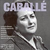 Legendary Performances of Montserrat Caballe