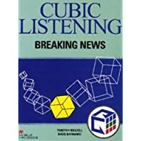 Cubic Listening: Breaking News Student Book (リスニングの小箱10分間シリーズ)