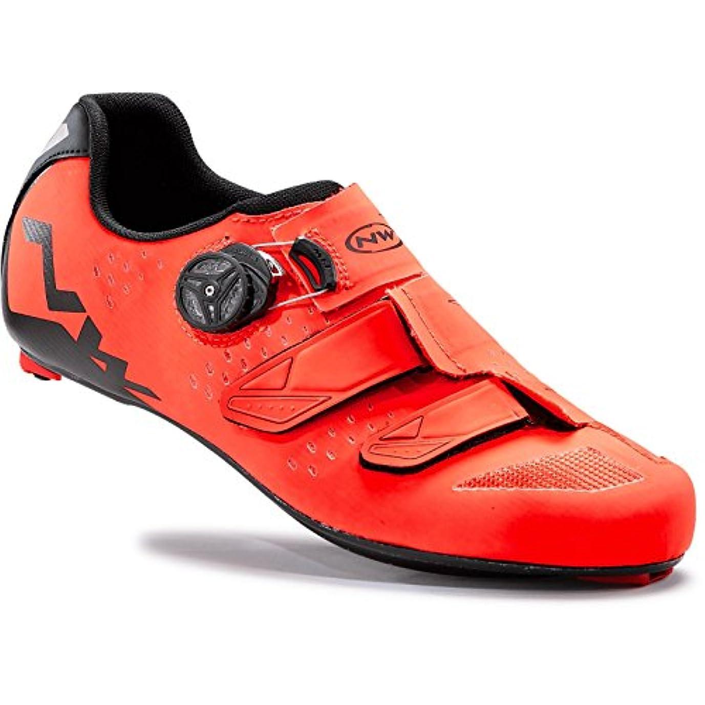 独占わかる靴ノースウェーブ PHANTOM CARBON 73.ロブスターオレンジ/ブラック シューズ 44