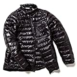 ナンガ(NANGA) PORTABLE DOWN JACKET S BLK