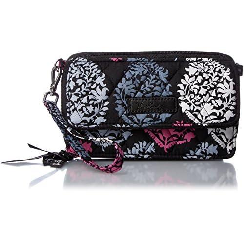 [ヴェラ・ブラッドリー] [アマゾン公式] お財布一体型バッグ iPhone 6+用オール・イン・ワン・クロスボディ 67161156206 203 C203 Northern Lights