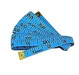 Amazon.co.jpHommy1.3*150cm新しい縫製布テーラーのソフトフラットテープボディ測る定規 巻き尺 ウエスト尺 体巻き尺 ウエスト・ダイエット体重減少 フィットネス健康 裁縫セット 工具