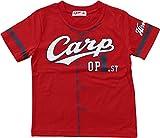 日本プロ野球 半袖 Tシャツ【66170307-86180107】90cm 広島東洋カープ
