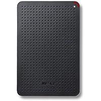 BUFFALO 耐衝撃 日本製 USB3.1(Gen1) ポータブルSSD 960GB [HDDより速い/強い] SSD-PL960U3-BK/N 【PS4/PS4 Pro メーカー動作確認済】