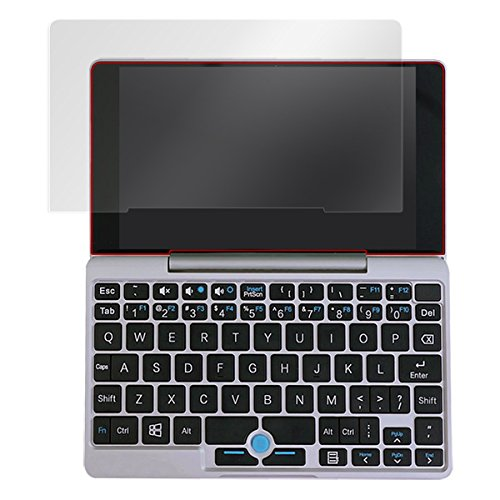 指紋が目立たない 反射防止液晶保護フィルム GPD Pocket 用 OverLay Plus OLGPDPOCKET/6