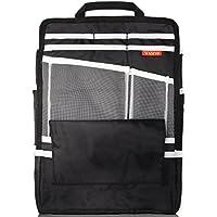 バッグインバッグ 縦 ポケット 沢山 便利です リュック トートバッグ スーツケース に A4 サイズ Viane