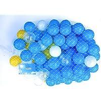 VのテーマPit Ballsパック100のフタル酸フリー、BPAフリー、Crush Proof Fluffy Unicorn