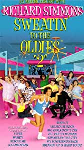 Richard Simmons Sweatin' To The Oldies 2 [VHS] [Import]