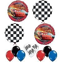 Disney Cars誕生日Champバルーンセット