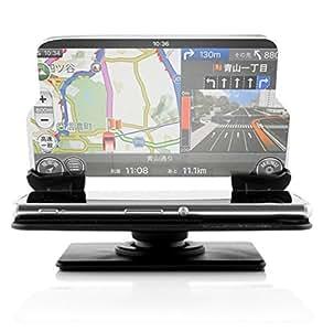 NAVITIME HUDWAY GLASS×カーナビタイム 半年間利用パス【Android端末 iPhone対応、地図自動更新機能付】