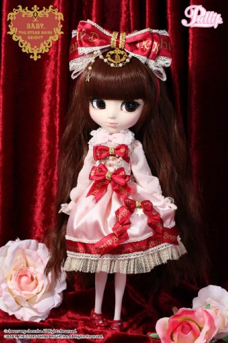 Pullip Aoki Misako x Favorite Ribbon (Aoki kotomi Misako x favourite Ribbon) p-114