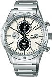 [セイコー]SEIKO 腕時計 SPIRIT SMART スピリットスマート クロノグラフ ソーラー サファイアガラス 日常生活用強化防水 (10気圧) SBPY113 メンズ