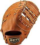 ZETT(ゼット) 野球 軟式 ファースト ミット ネオステイタス (右投げ用) BRFB31613 ウッディブラウン