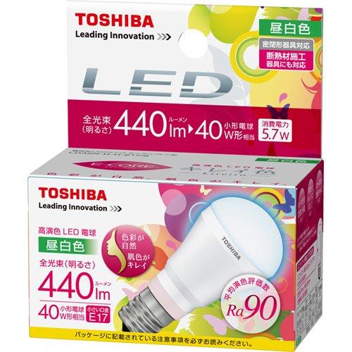E-CORE キレイ色 -kireiro- LDA6N-D-H-E17/S [昼白色]