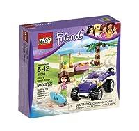 輸入レゴフレンズ LEGO Friends Olivia's Beach Buggy 41010 [並行輸入品]