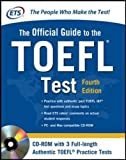 Official Guide to the TOEFL Test With CD-ROM, 4th Edition (Official Ibt) McGraw-Hill