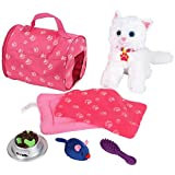 Click N' Play Doll Kitten Set and Accessories Kitten