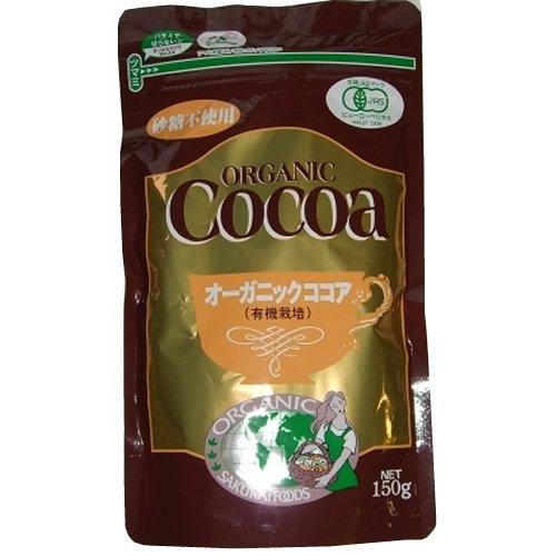 桜井食品 ココア 150g