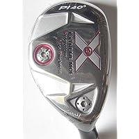 ハイブリッドRight Handed # PW 40度グラファイトシャフト新しいメンズゴルフクラブSenior Flex withヘッドカバー