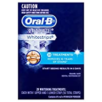 Oral-B 3D White Whitestrips 28 Whitening Treatments
