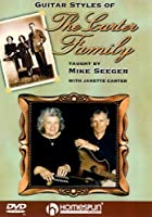 Guitar Styles of the Carter Family [DVD] [Import]