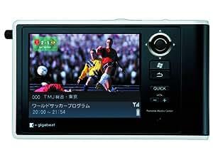 TOSHIBA gigabeatVシリーズ ワンセグ視聴と録画/再生機能搭載ハードディスクオーディオプレーヤー 30GBHDD インディアンブラック MEV30T(K)