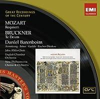 Mozart: Requiem & Bruckner