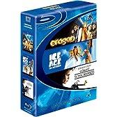 ブルーレイディスク スターターBOX エラゴン 遺志を継ぐ者/アイス・エイジ2/シザーハンズ [Blu-ray]