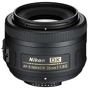 Nikon 単焦点レンズ AF-S DX NIKKOR 35mm f/1.8G ニコンDXフォーマット専用 [並行輸入品]