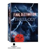The Final Destination Thrill-Ogy (Final Destination/Final Destination 2/ Final Destination 3) [並行輸入品]