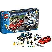レゴ (LEGO) シティ スポーツカーとポリスパトロールカー 60007
