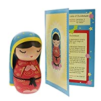 [シャイニングライトドール]Shining Light Dolls Our Lady of Guadalupe Collectible Vinyl Doll vm0001 [並行輸入品]