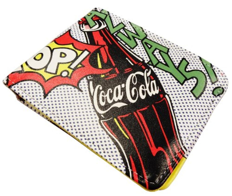 ポップなコーラのウォレット!【コカ?コーラ ウォレット】Coca colaアメリカ雑貨アメリカン雑貨