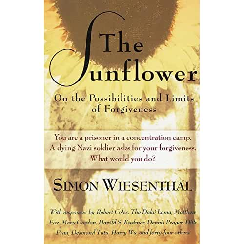simon wiesenthal essay Simon wiesental's the sunflower represents a very we will write a cheap essay sample on the sunflower wiesenthal, simon the sunflower.